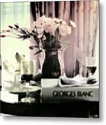 Romance In The Afternoon Metal Print