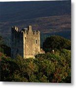 Ross Castle, Killarney National Park Metal Print
