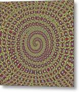 Saguaro Forest Abstract #2 Metal Print