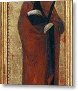 Saint Apollonia Metal Print