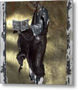 Saint Luke Metal Print