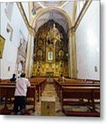 San Felipe De Jesus Satelite Metal Print