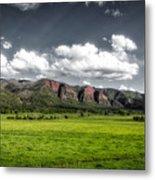 San Juan Mountains Of Colorado Metal Print