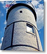 Sandy Neck Lighthouse Metal Print