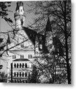 Schloss Neuschwanstein Metal Print
