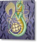 Sea Dragon II Metal Print