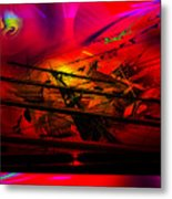 Sea Romantic - Sailing Ship 3 Metal Print