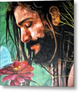 Searching The Meaning Of Life Metal Print