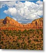 Sedona Mountains Arizona Metal Print