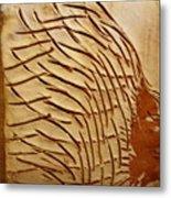Seed - Tile Metal Print