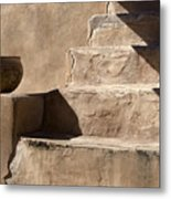 Shadows Of Tumacacori Metal Print