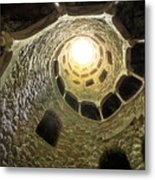 Sintra Architecture Background Metal Print