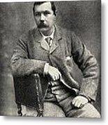Sir Arthur Conan Doyle, 1859   1930 Metal Print