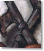 Skeleton Keys No. 1 Metal Print