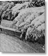 Snowtime Metal Print