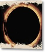 Solar Eclipse 2017 3 Metal Print