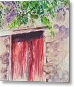 Sorrento Secret Metal Print