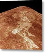 Space: Venus, 1991 Metal Print