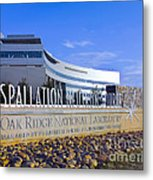 Spallation Neutron Source Metal Print