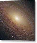 Spiral Galaxy Ngc 2841 Metal Print
