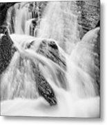 Spring Cascades #7 Metal Print