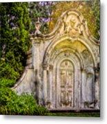 Spring Grove Mausoleum Metal Print
