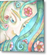 Sprite Of Kind Thoughts Metal Print