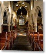 St Andrews Church, Aysgarth Metal Print