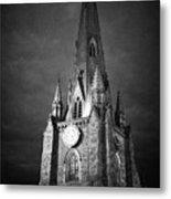 St Martin Church In The Bullring Birmingham England Uk Metal Print
