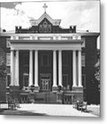 St. Mary's School - Raleigh, North Carolina Metal Print