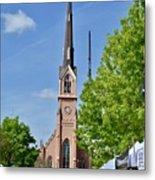 St. Matthew's German Evangelical Lutheran Church Metal Print