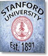 Stanford University Est. 1891 Metal Print