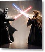 Star Wars Episode Iv - A New Hope 1977 Metal Print