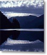 Still Mountain Lake 2  Metal Print