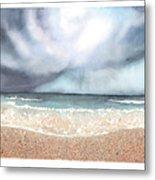 Stormy Day Metal Print
