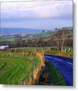 Strabane Plumbridge Road Metal Print