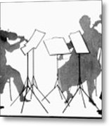 String Quartet, C1935 Metal Print