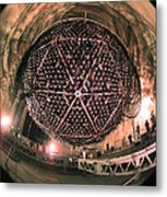 Sudbury Neutrino Observatory Sno Metal Print