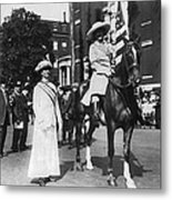Suffragettes, 1913 Metal Print