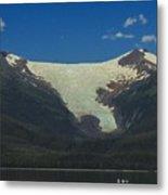 Sumdum  Glacier Metal Print