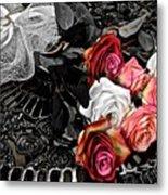Sundial Bouquet Metal Print