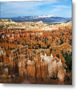Sunset Point Metal Print