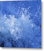 Water In Motion, Harper's Ferry Metal Print
