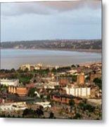 Swansea Bay South Wales Metal Print