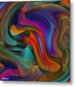 Sway With Me Metal Print