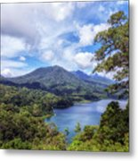 Tamblingan Lake - Bali Metal Print