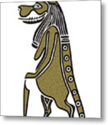 Taweret - Mythical Creature Of Ancient Egypt Metal Print