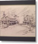 The Acme Cannery Metal Print