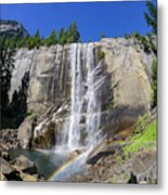 The Beautiful Venral Fall Metal Print