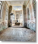 The Church Of The Exaltation Of The Holy Cross Metal Print